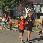 Josh and landon jogging (Sept 29, 2017)