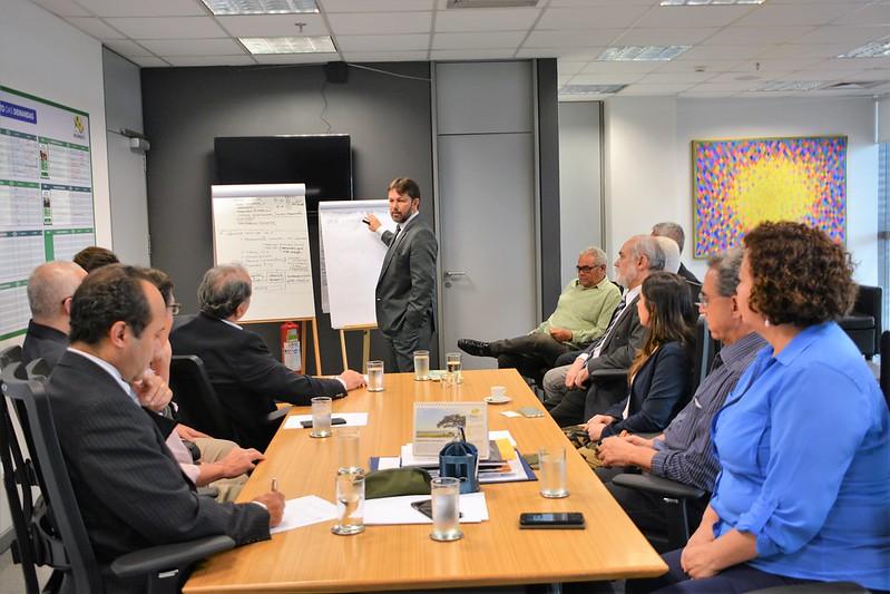 Reunião com Grupo de Trabalho de TI