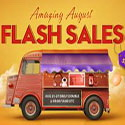 Amazing August Flash Sales @ Gearbest