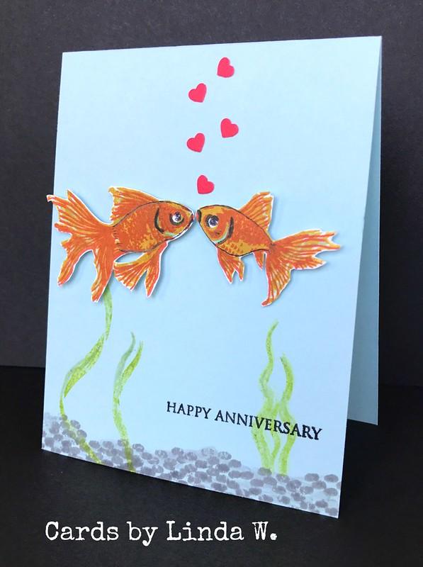 Goldfish anniversary