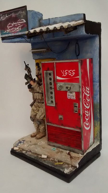""" Coke save the Marines ""  Kabul - Afghanistan war 2012 36801419861_47fd361df1_c"
