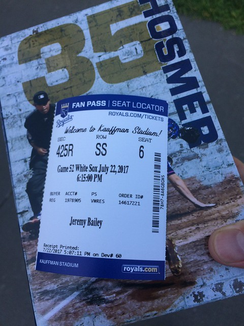 Bobbles and tickets