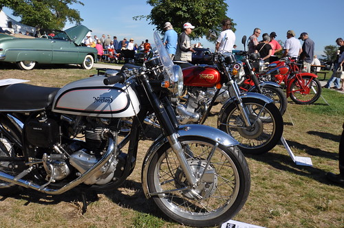 Norton Motorcycle Display (2)