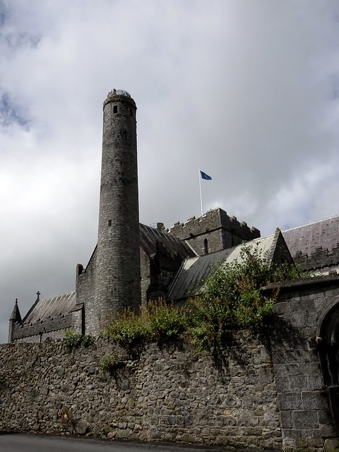 Tower of the Cathedral in Kilkenny