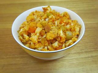 Cauliflower Creole