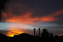 Universal Sunset