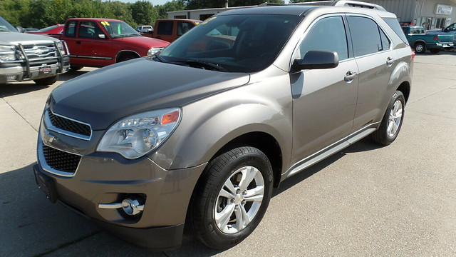 2012 Chevy Equinox AWD