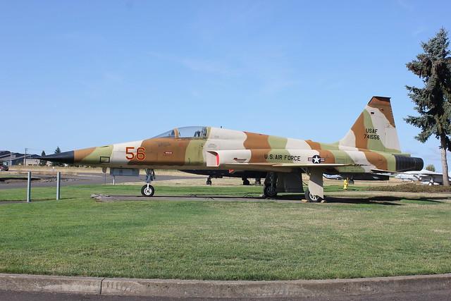 F-5E 741556