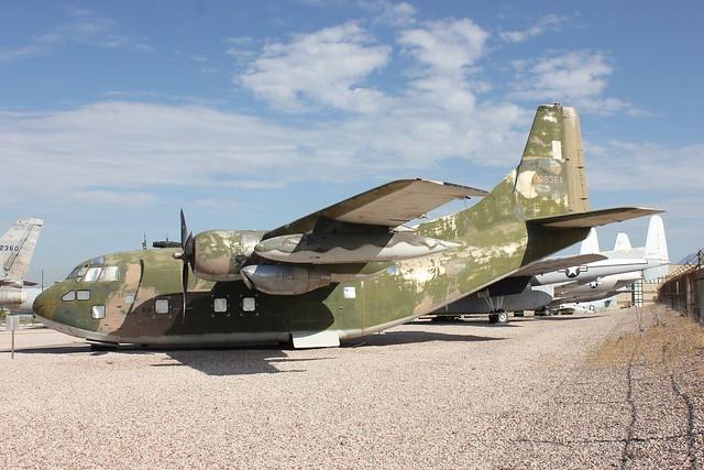 C-123K N3836A