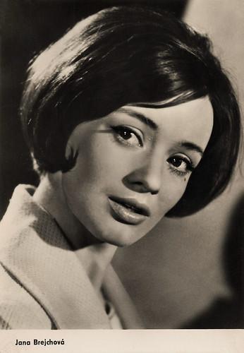 Jana Brejchová in Der Traum des Hauptmann Loy (1961)