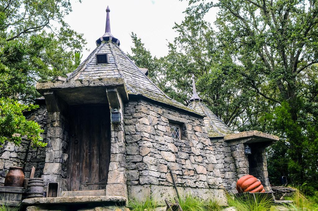 Hagrid's House IoA
