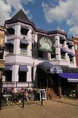 Purple Building - Club Heaven and Hell 2