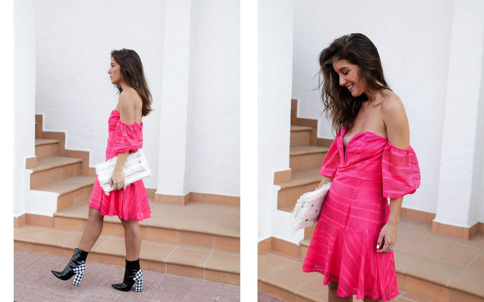 07_vestido_rosa_off_shoulder_danity_paris_pink_dress_theguestgirl_outfit_boots_vichy_trend_alert