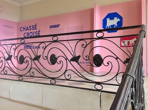 Chassé-Croisé à Champlitte / Etages