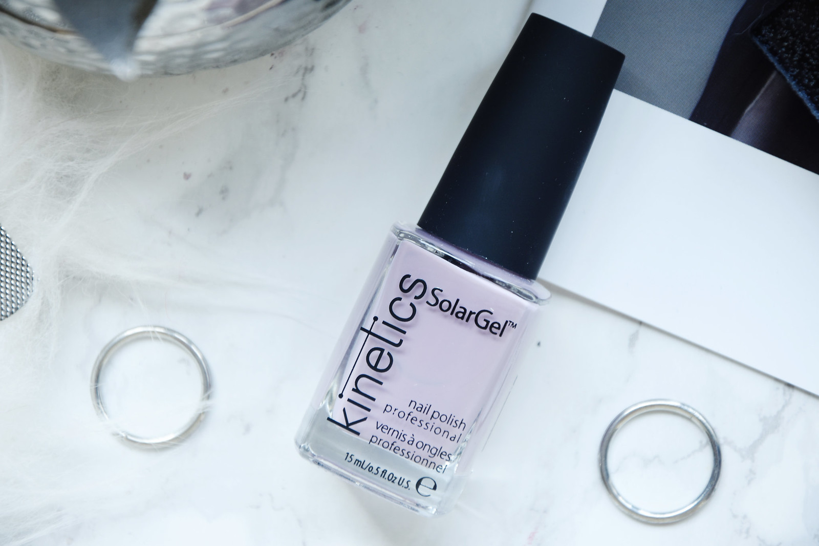 Kinetics Hedonist nail polish collection review