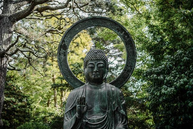 Buddha Zen, Sony ILCE-7M2, Sony FE 35mm F1.4 ZA