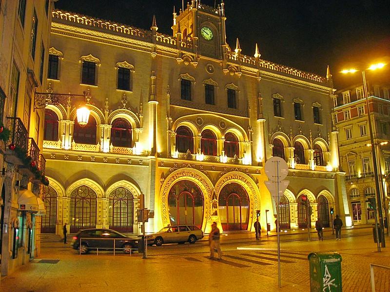 Lisbon ancient western European city