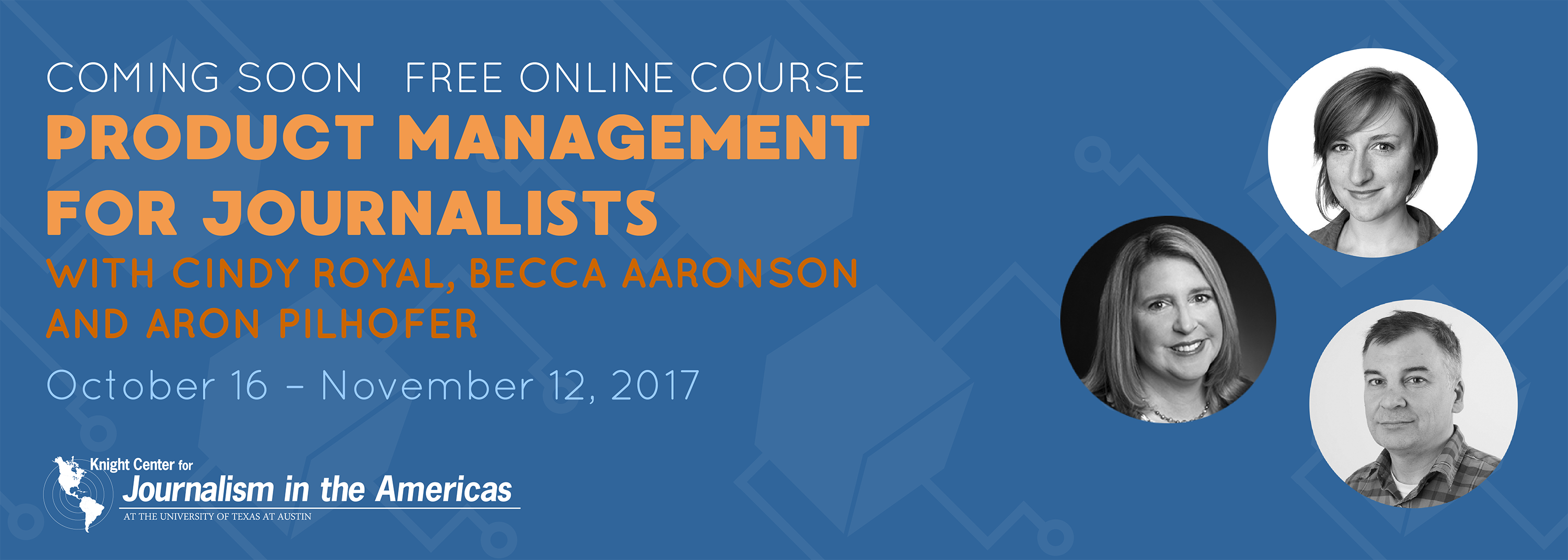 knightcenter.utexas.edu - Take the online course 'Product Management for Journalists' and learn about a new, in demand role in newsrooms