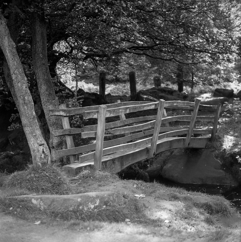 FILM - Little wooden bridge