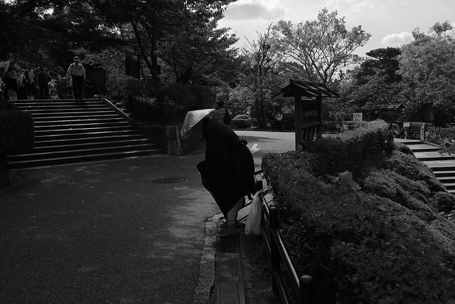 light&shadow@Kiyomizu, Kyoto