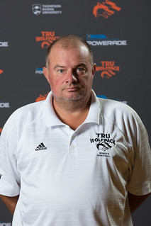 Scott Reeves head coach (17-18 Snucins)