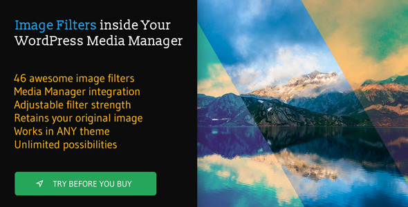 Ultimate Image Filters v1.4 – WordPress Plugin