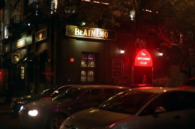 Beatle Memo Bar