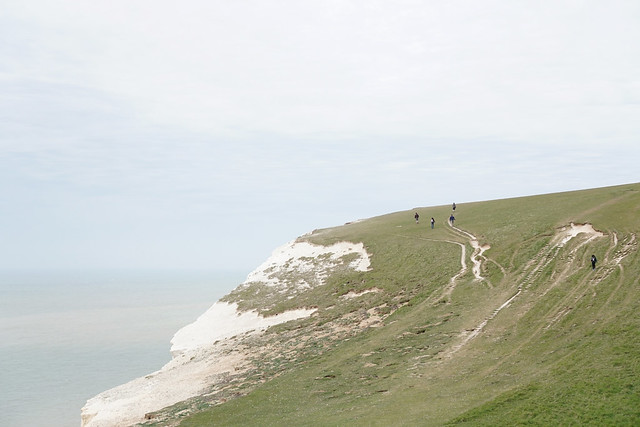 Walking the South Downs Way, 2017