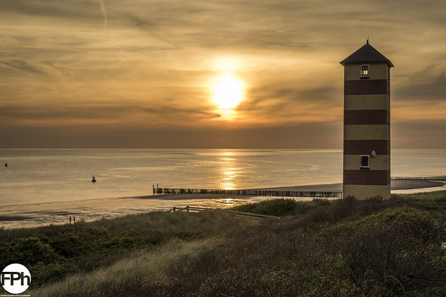 Lighthouse of Kaapduinen