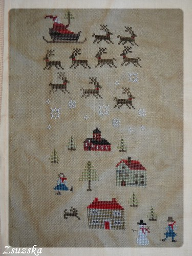 wtnt, homefortheholidays, crossstitch, with thy needle, christmas, stocking (5)