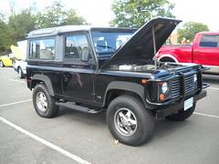 18A 1994 Land Rover Defender 90