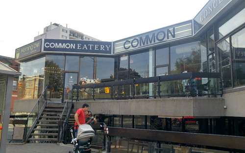 Anti-mall Common brings life to unused space