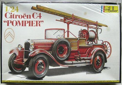 C4 Pompier