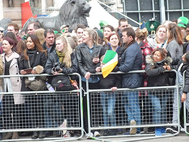 St Patrick's Day Parade - London 2017 - Photographers