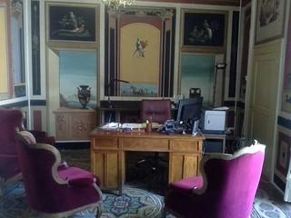 Casamassima stanza sindaco