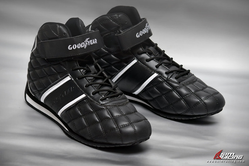 Goodyear Clutch Racing Shoes Review