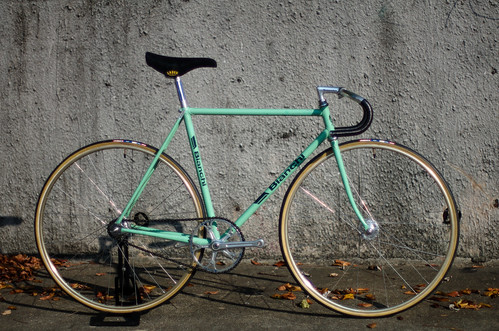 Bianchi Pista 1984