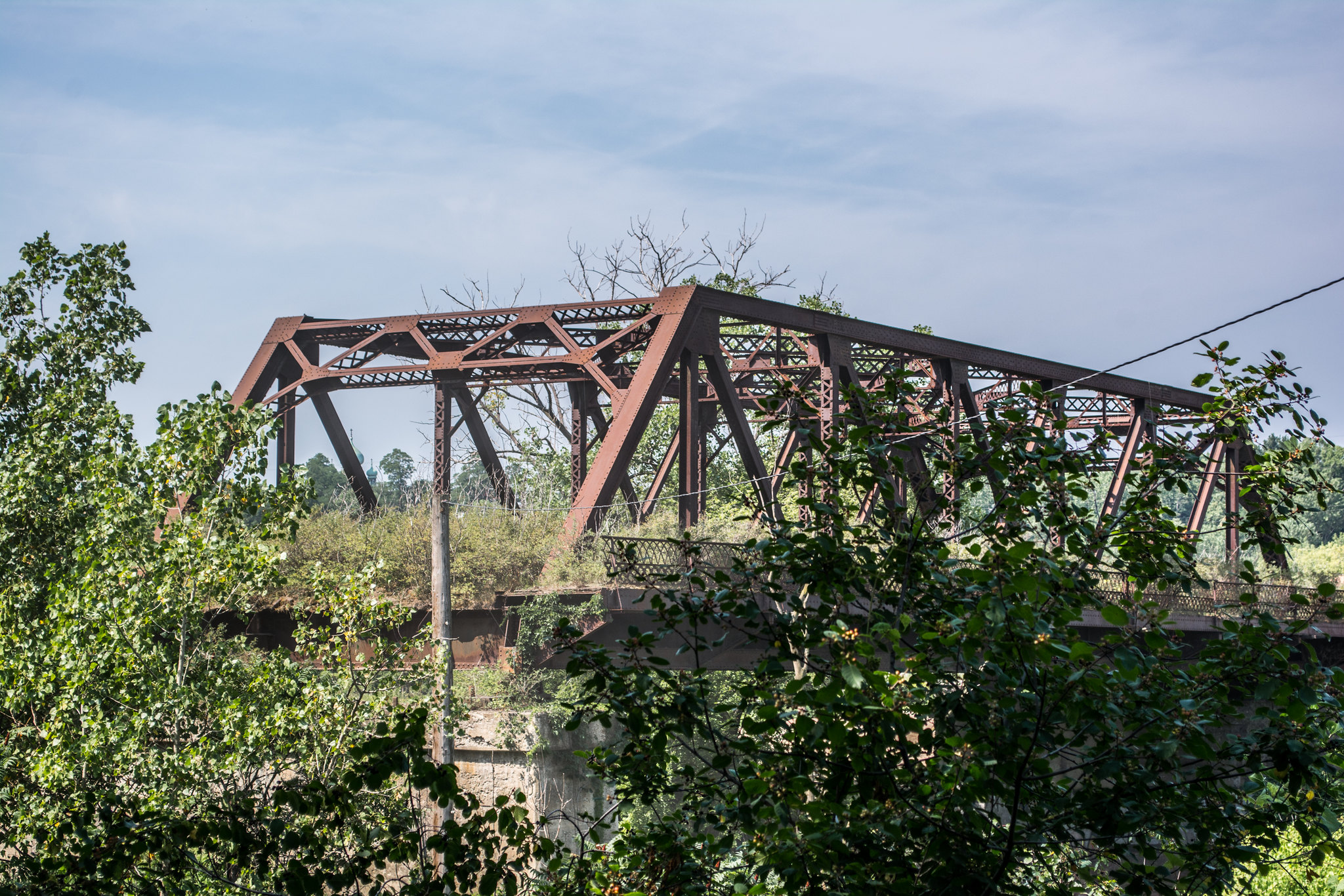 Jefferson Avenue bridge - Kingsbury Run