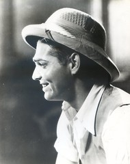 Clark Gable (Red Dust- 1932) MGM