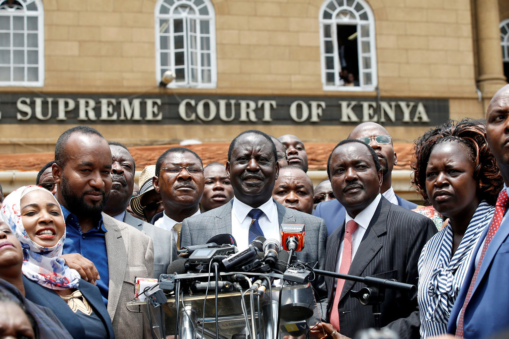 KENYA-ELECTION/COURT