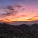 Three Castles Sunset by Peter Daum 69