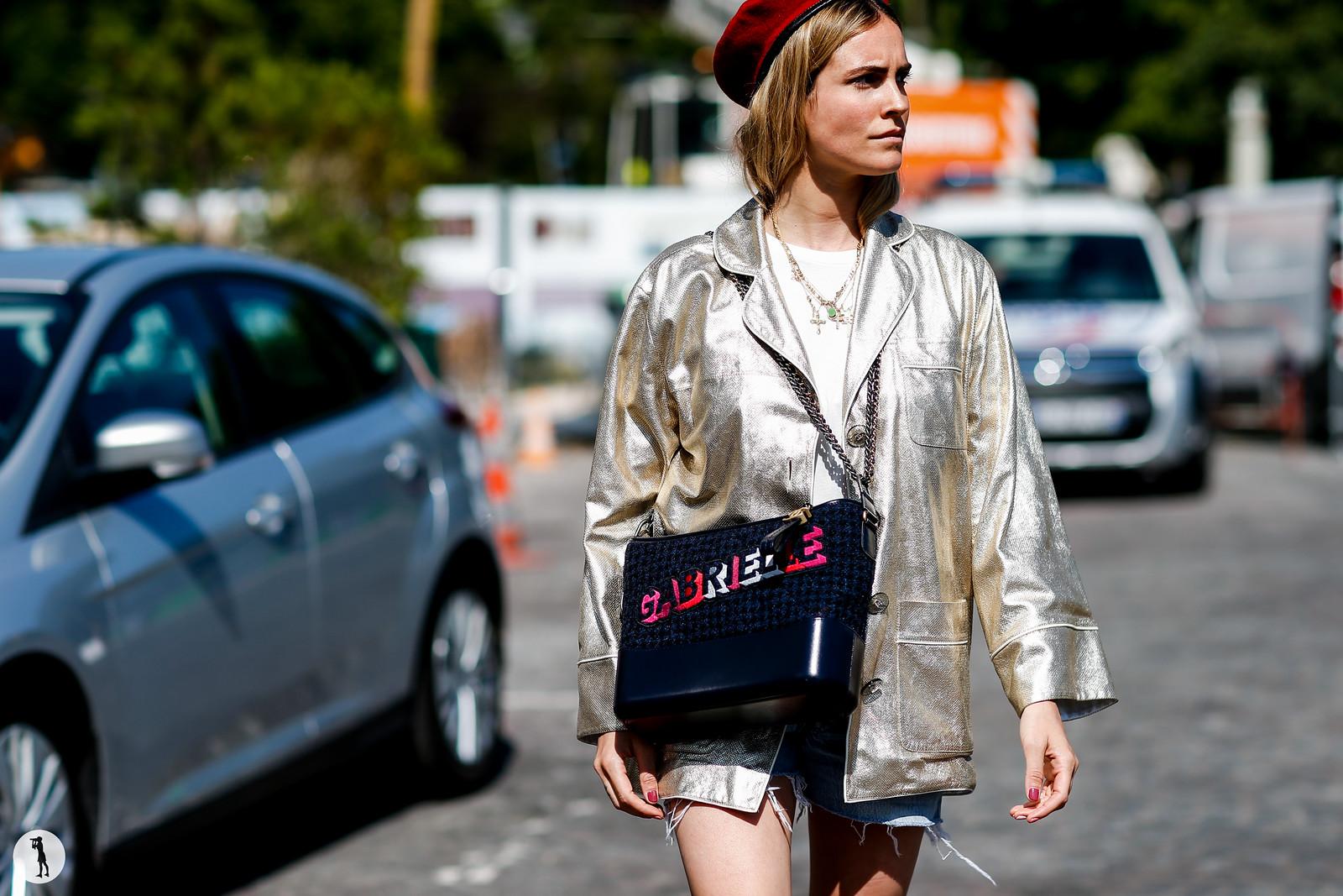 Blanca Miro Scrimieri - Paris Fashion Week Haute Couture FW17-18 (3)