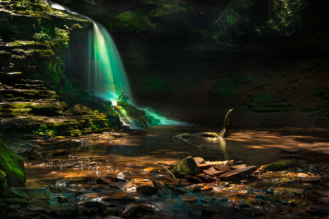 Lost Falls, RICOH PENTAX K-3, smc PENTAX-DA 18-135mm F3.5-5.6 ED AL [IF] DC WR