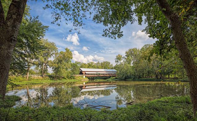 Little Darby Creek Bridge