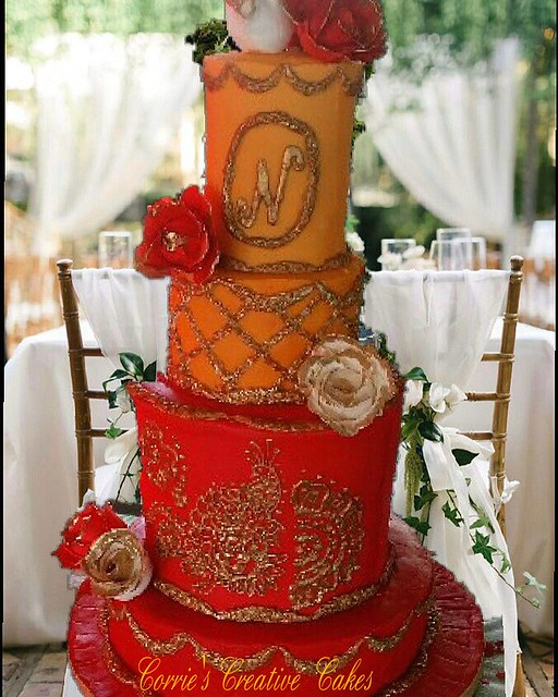 Cake by Corrie's Creative Cakes