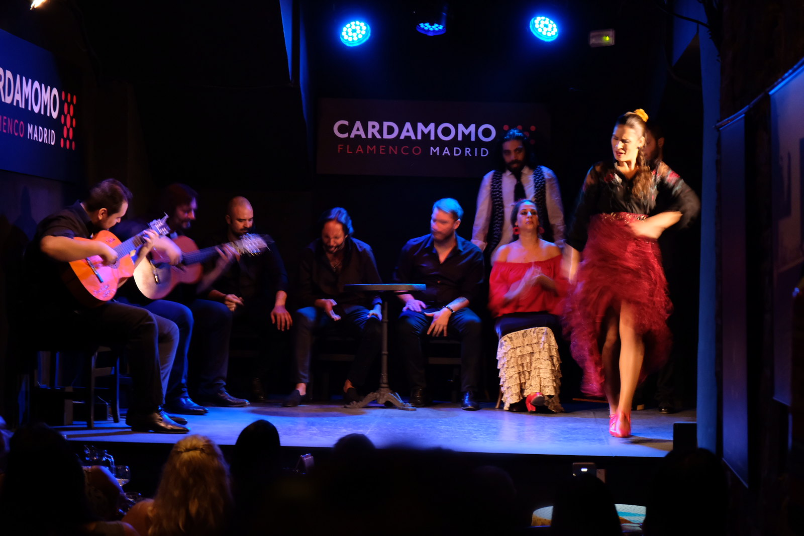 Flamenco Show at Cardamomo