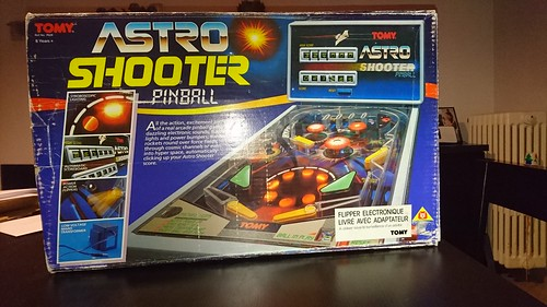 Astro Shooter - Box