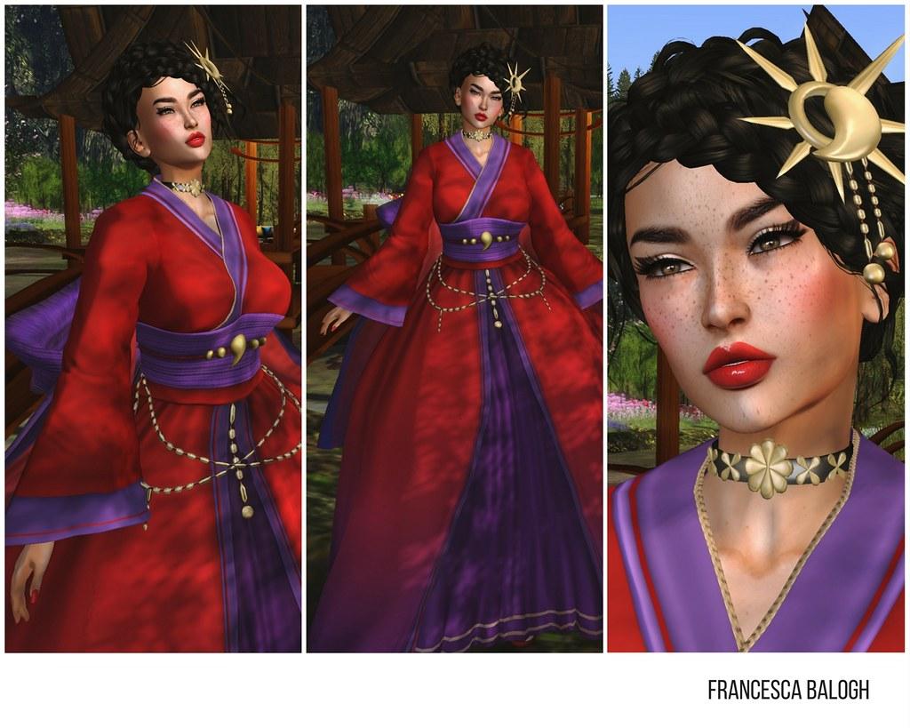 Princess Kimono