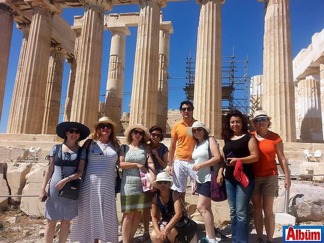 Mazlume Göktaş Yunanistan tatili-8