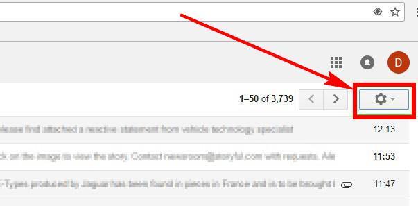 """57b46bcdfe8 Оттам изберете """"Settings"""". Надолу в полето ще видите опцията """"Undo Send"""" и  до нея кутийка, чрез която можете да я разрешите:"""